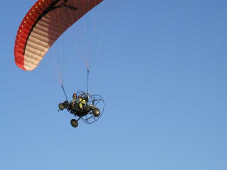 Powered Parachute Search
